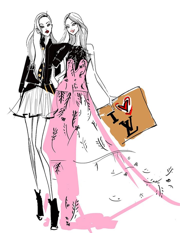Caroline So illustrations