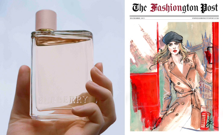 burberry her perfume