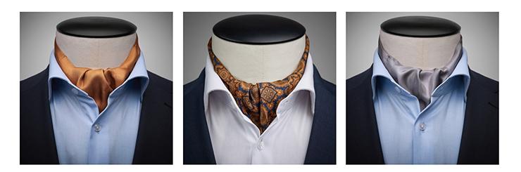 ascot tie