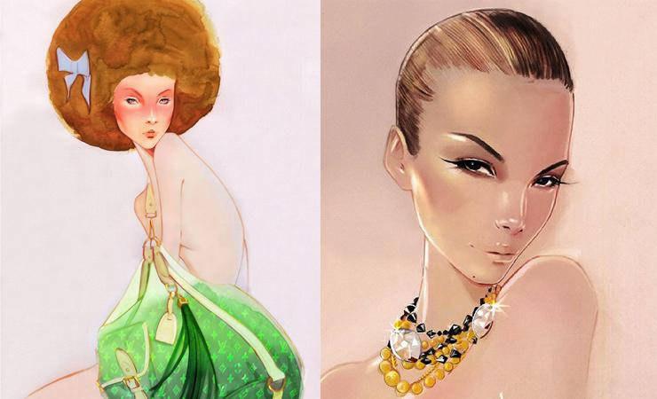 Nuno Da Costa illustrations