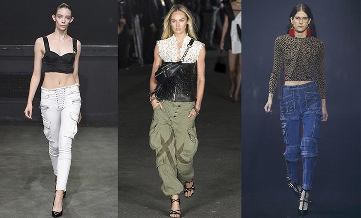 Cargo pants trend