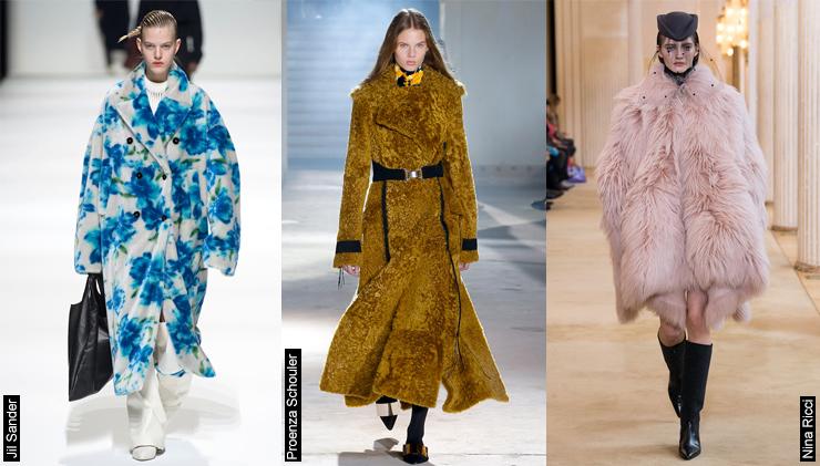 Fur Coats Trend