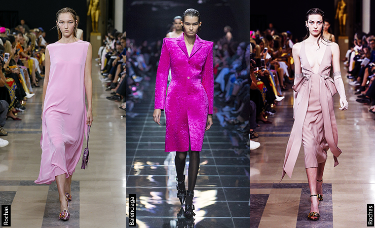 pink spring trend