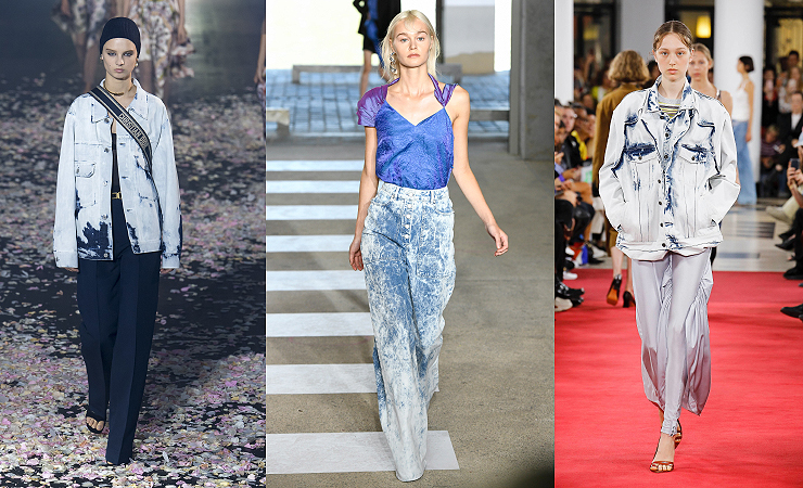 boiled denim trend