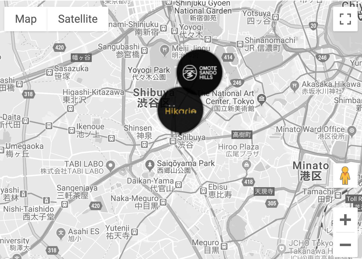 tokyo fashion week address