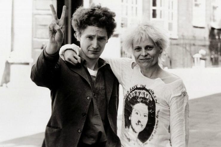 Vivienne and Derek Westwood
