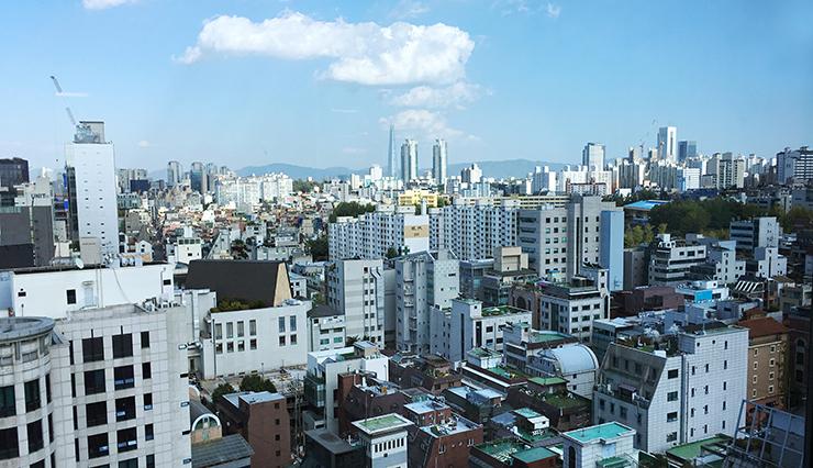back to seoul
