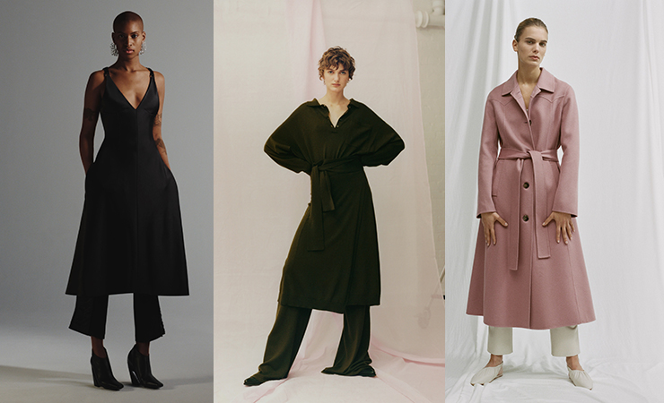 dresses with trousers