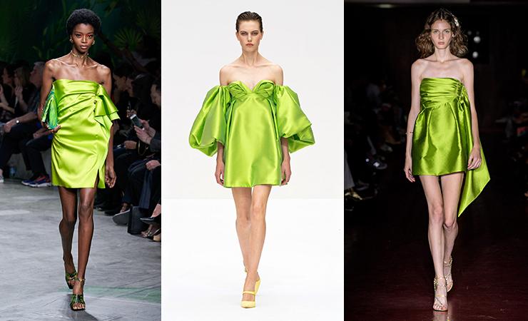 acid green trend