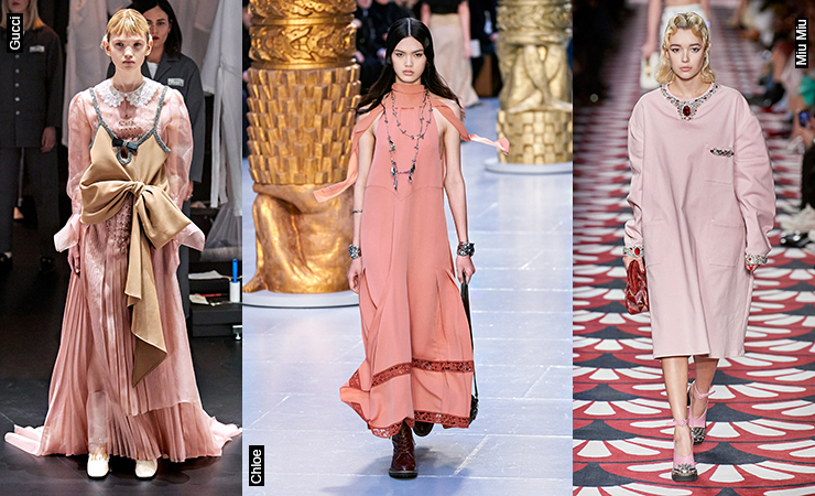 pink dust trend