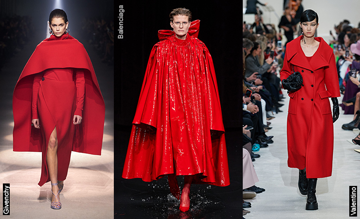 red tulips trend