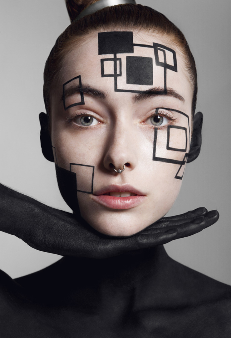 geometry of black