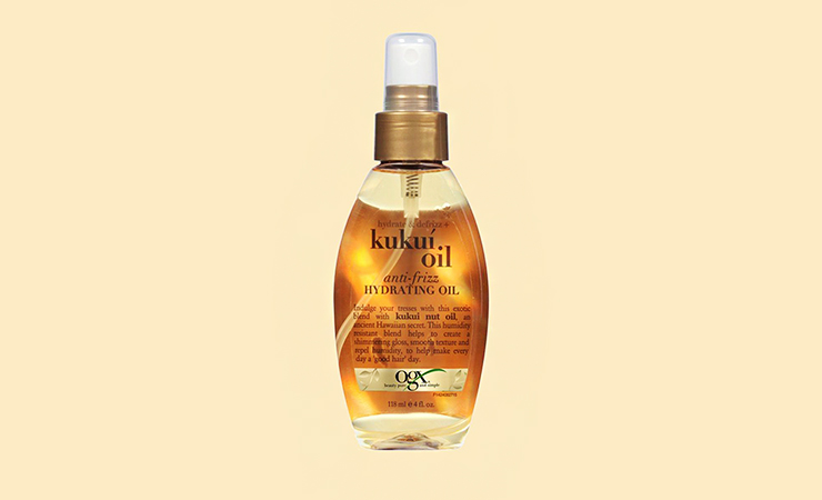 Kukui Oil Anti-Frizz Hydrating Oil by OGX