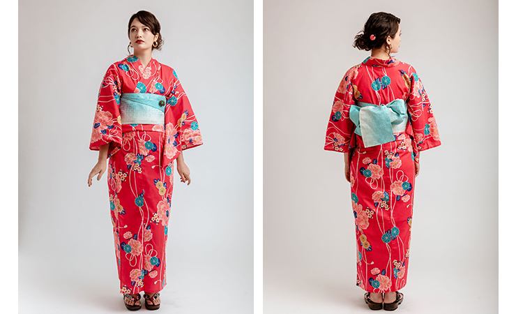 yukata dress