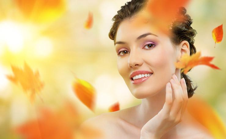 autumn face detox