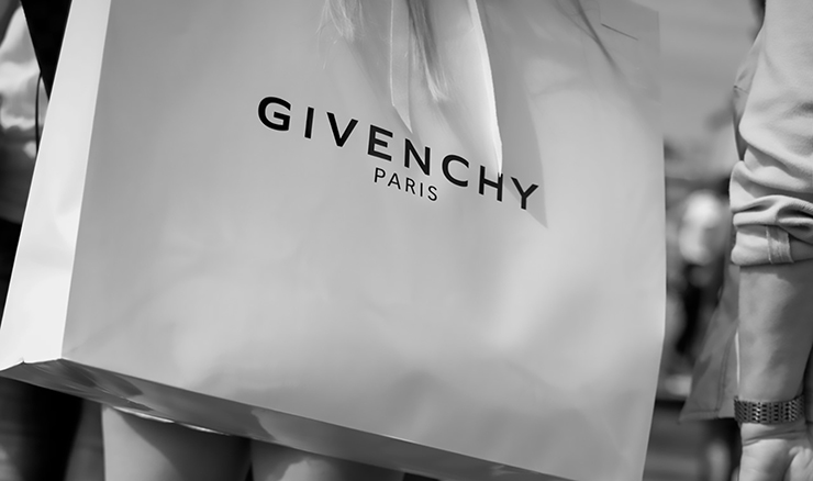 givenchy biography