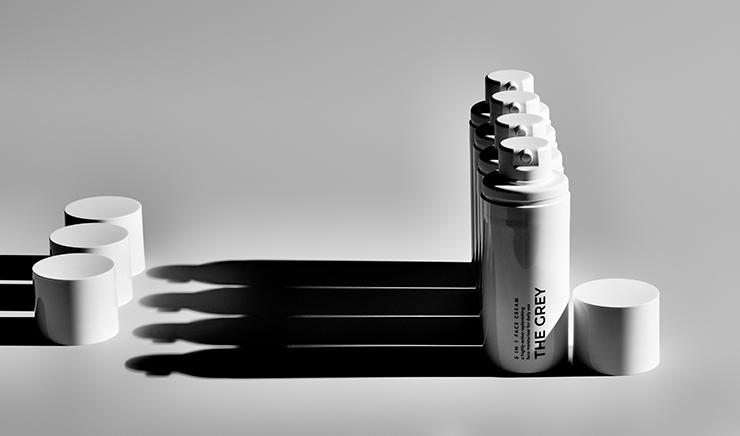 the grey cosmetics