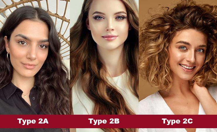 hair type 2