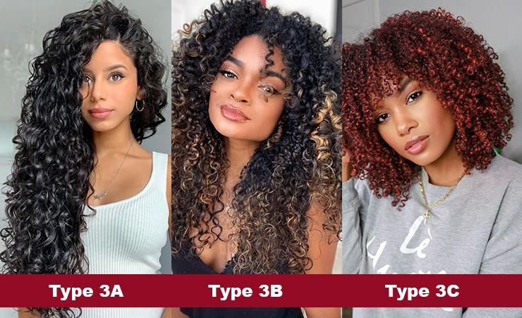 hair type 3