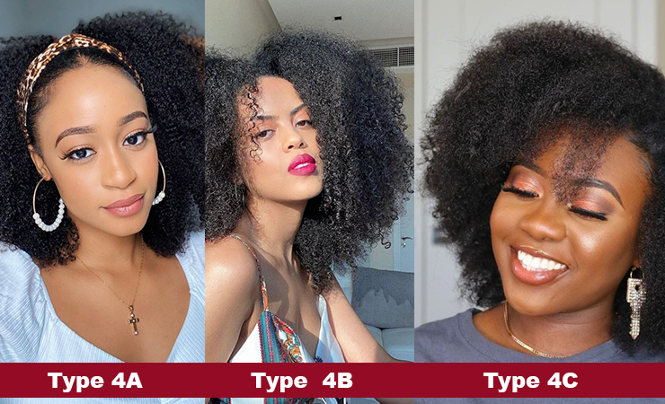 hair type 4