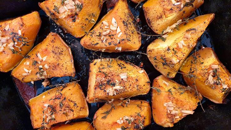 Sweet potato food