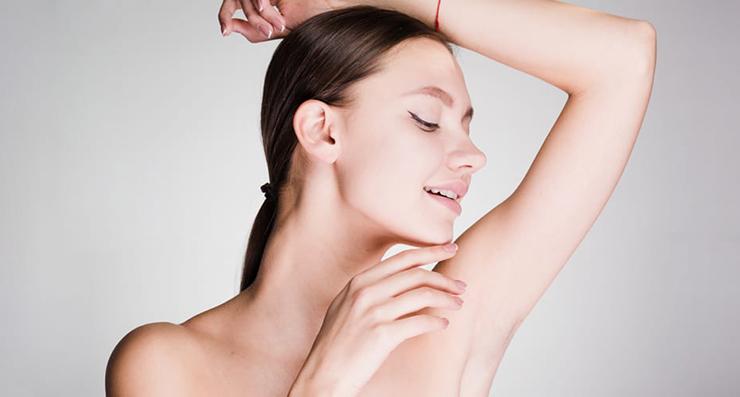 armpit botox