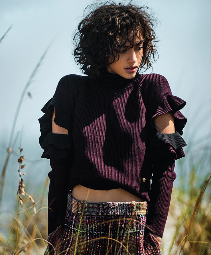 Alanna Arrington model