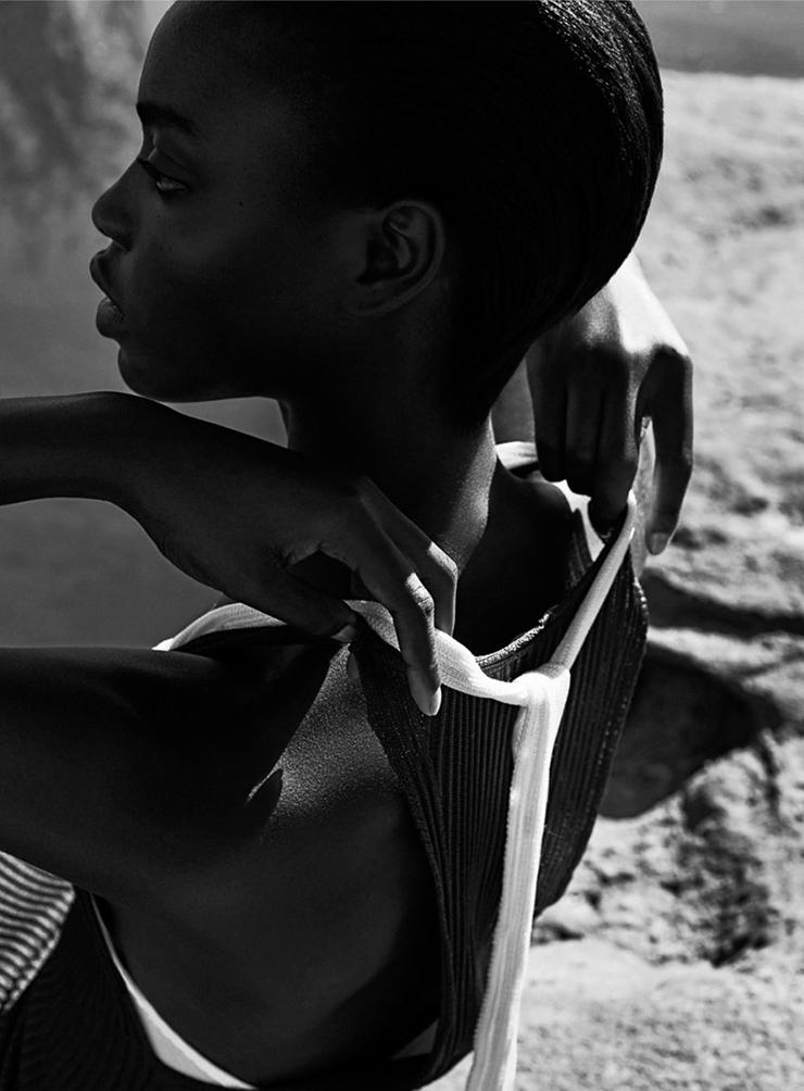 Olamide Ogundele model