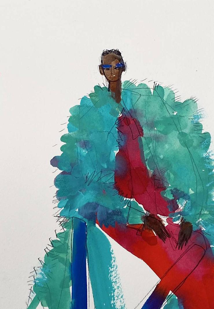 Jacky Blue illustrator