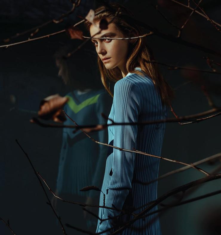 Phillipa Hemphrey model