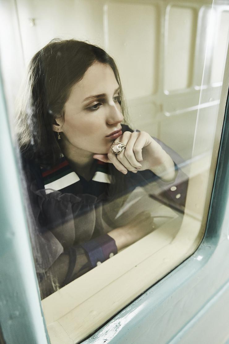 Phoebe Jebb model