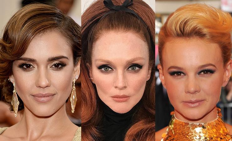 Oval Face Celebrities