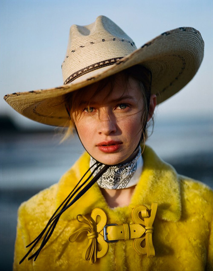 Anna Lund model